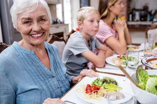 Healthy Eating for Aging Adults